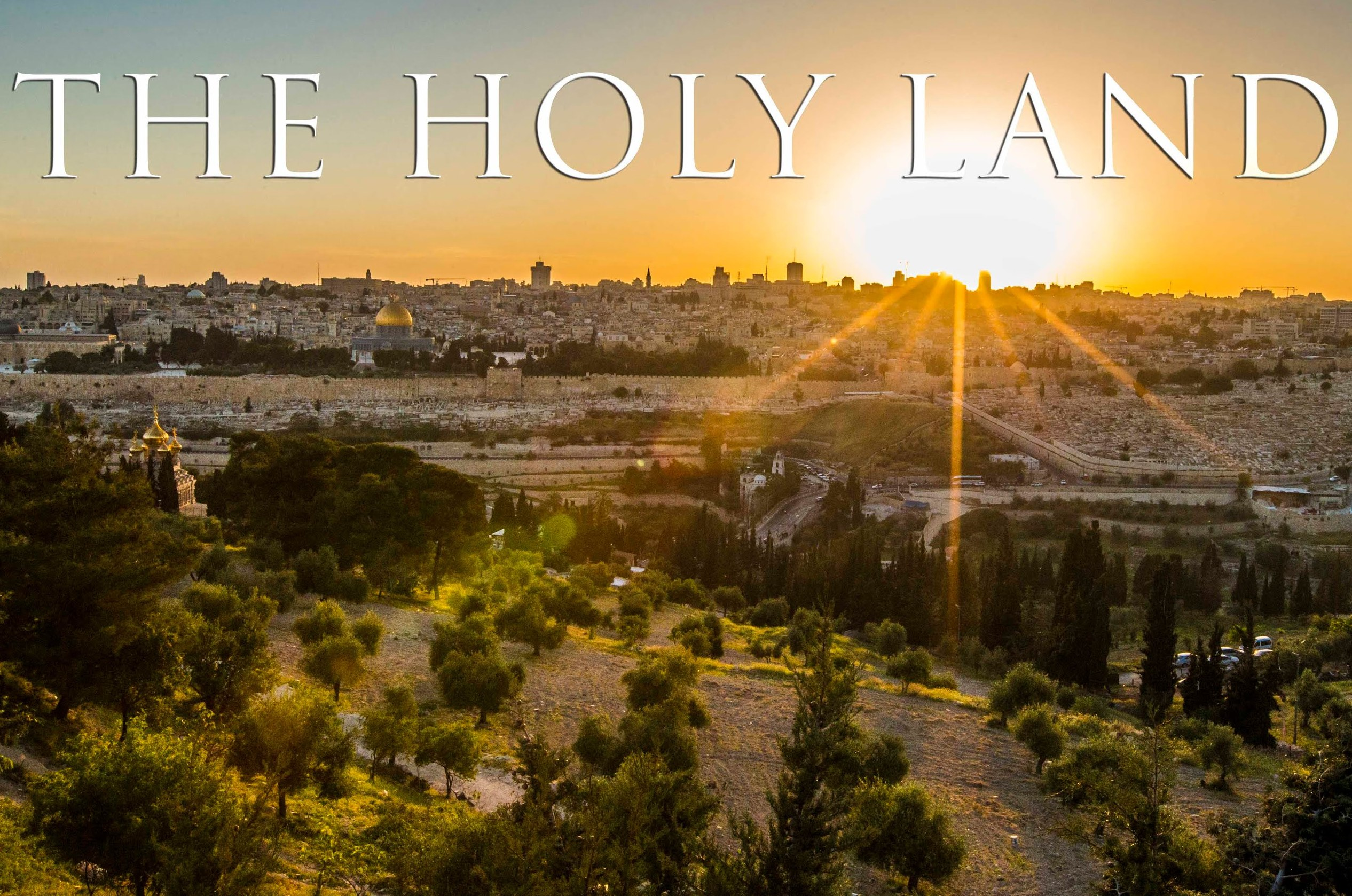 The Holy land pic